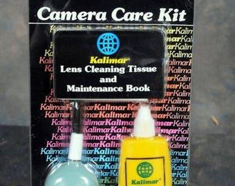 S Kalimar Camera Care Kit- lens cleaning kit