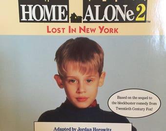 1992 Scholastic Books Home Alone 2, Lost in New York.