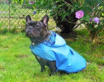 Blue Dog Rain Jacket