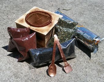 Handmade Incense Starter Kit