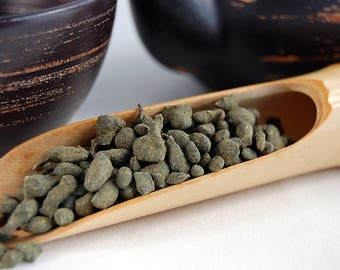 Ginseng Oolong, loose leaf tea, 75g re-Sealable Pouch, Oolong tea, Ginseng tea, Liquorice tea