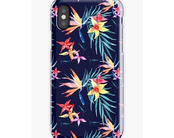 Iphone Case - Birds of Paradise