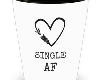 Single AF Shot glass