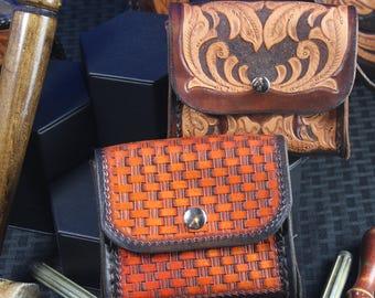 Leather Ammunition Pouch