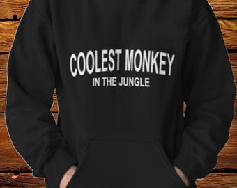 Coolest Monkey In the Jungle Controversial H+M Sweatshirt! Awesome!!