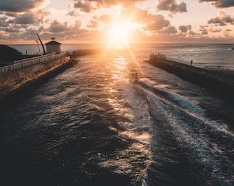 Florida Photography Prints / Florida  / Florida Sunrise / Boynton Beach / Florida Print / Florida Landscape / Beach Decor