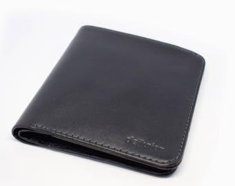 Distil Union Wally Agent Wallet | Black