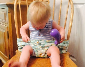 Infant/Toddler Travel High Chair