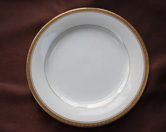 Noritake Richmond 6124 design salad plate dessert plate measures 21cm