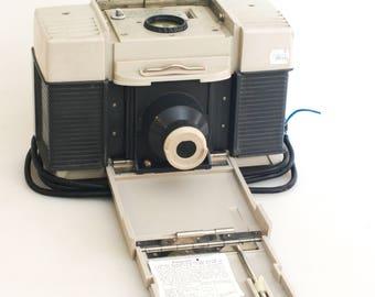Polaroid Print Copier Art Deco Model 240 Vintage For Display Only