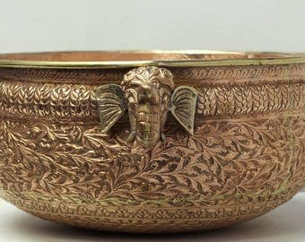 Vintage Decorative Bowl