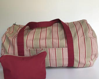 Overnite Bag with toiletries pouch