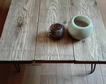 5cm thick wooden coffee table