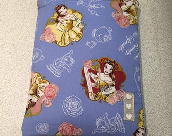 Book Sleeve / Book Cover - Belle BookBurrow