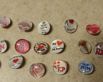 RN snap buttons