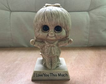 Vintage W&R Berries Figurine--I Love You This Much