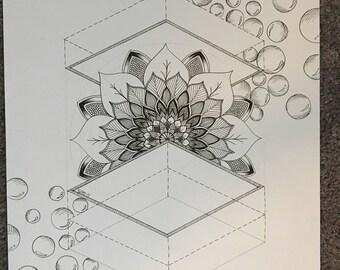 Geometric and Mandala