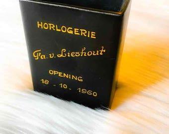 Vintage Horlogerie T'a. V. Lieshout Ciggaratte Holder