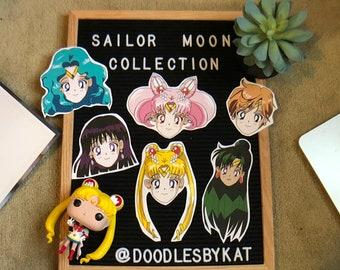 Outer Senshi Bundle // Sailor Moon Collection