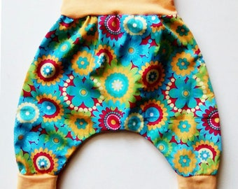 Harem pants 12-18 months Collection Seventies baby cotton