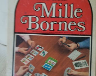 French Card Game - IMeans thousnad mile stones)
