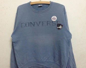Vintage 90's Converse Sweatshirts Size L