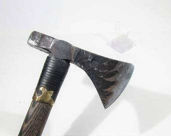 Viking axe, Bushcraft axe, Tomahawk, Hand forged axe, Bearded axe, Throwing axe, Viking battle axe