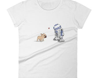 R2D2 Frenchie frenchie