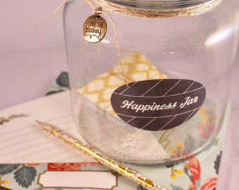 Happiness Jar | Gratitude