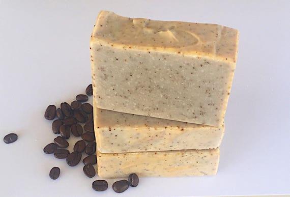 Coffee Mint Soap