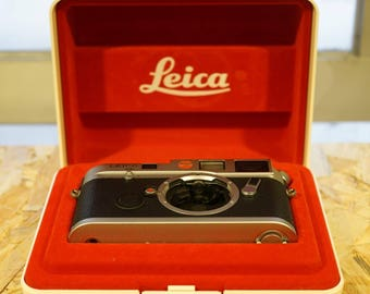 Leica M6 with Box