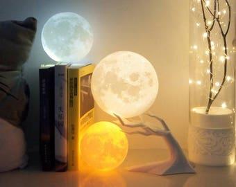SALE! Galaxy Planet Moon 3D Light