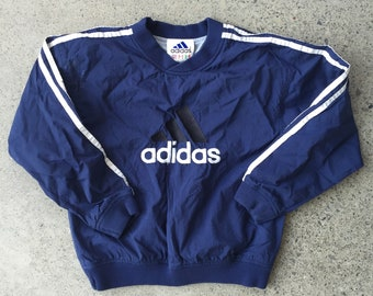 Youth Adidas Pullover Windbreaker