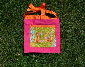 Upcycled Funky bags belt bags
