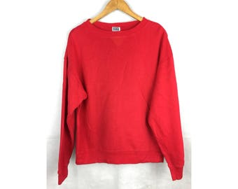 TK TAKEO KIKUCHI Long Sleeve Sweatshirt Medium Size or Size 2