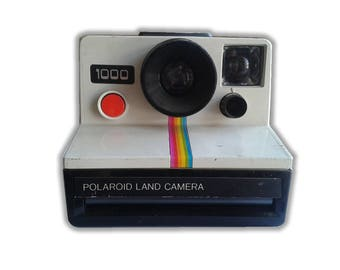 Polaroid Land Camera 1000