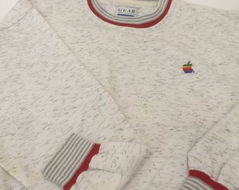 """Vintage Apple Computers sweatshirt from """"Gear for Sports"""""""