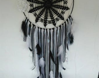 DreamCatcher/dream catcher made completely by hand