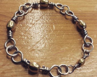 Fishing Pulleys Bracelet