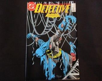 Detective Comics #596 D.C. Comics 1988