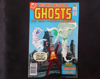 Ghosts #98 D.C. Comics 1980
