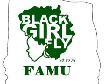 Black Girl Fly shirt