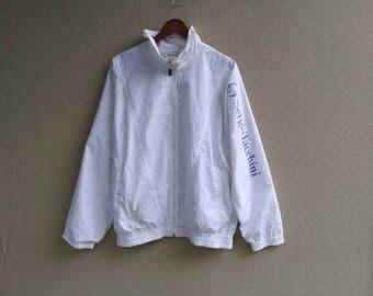 1990s sergio tacchini training jacket / size LL