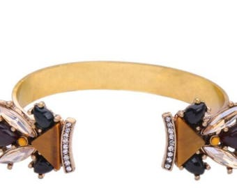 Aly Cuff Bracelet