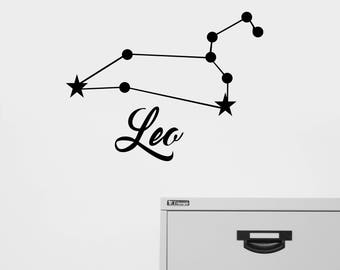 Custom Constellation Decal