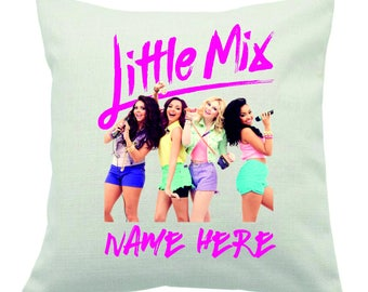 Little mix Cushion personalized with name