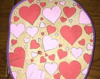 Happy Valentines Day Wall Art