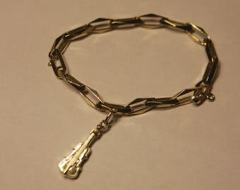 14KT. 585 - Gold CLOSED FOREVER - Bracelet