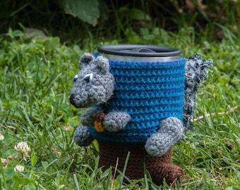 Squirrel Mug Cozy