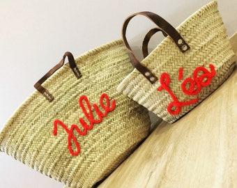 Mother/daughter baskets